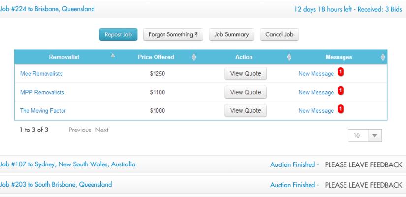 Online Auction Marketplace